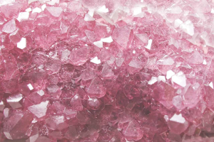 Tourmaline crystals w