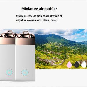 Wearable Portable Air Purifier