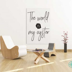 the-world-is-my-oyster-motivational-poster